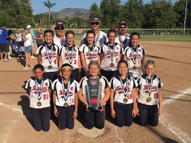 10U/12U Western National Championship Pictures | USA Softball of