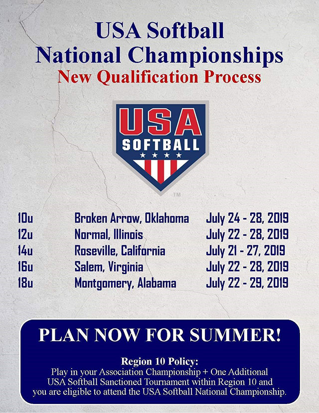 USA Softball of Southern California |